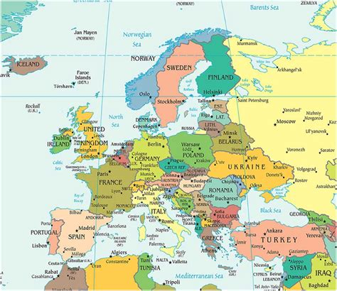 european countries on map it outsourcing to eastern europe zfort