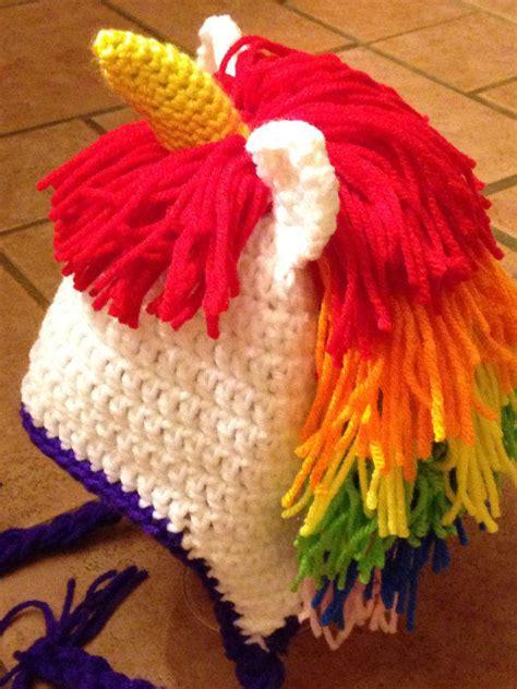 unicorn hat crochet unicorn hat crochet from