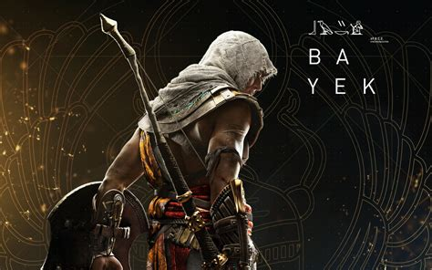 libro assassins creed origins 2018 wallpaper bayek assassin s creed origins 4k 8k games 7760