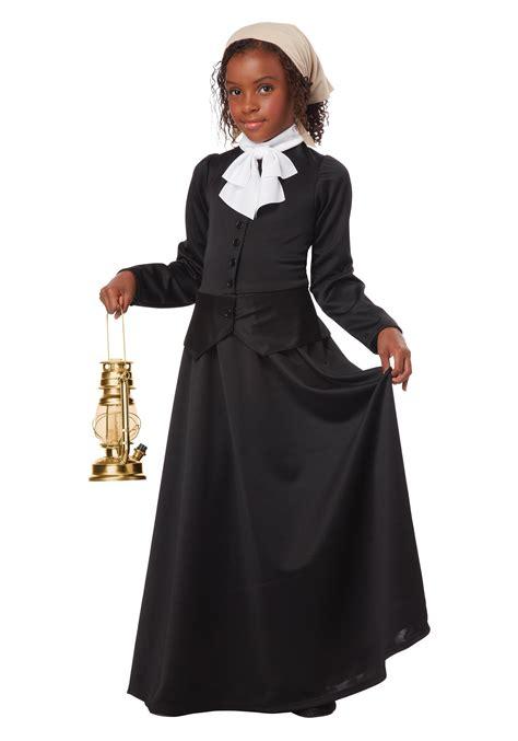 biography dress up ideas girl s harriet tubman costume