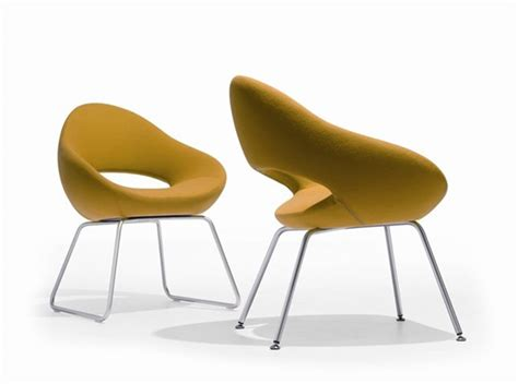 contemporary furniture dining chairs dining room with yellow chairs home design and interior