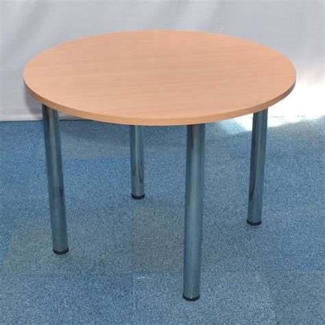 beech 1200d post leg meeting table