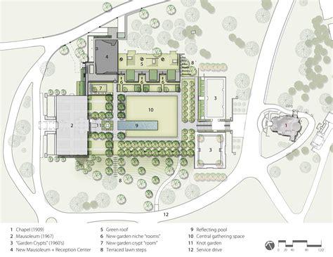Maple Leaf Square Floor Plans asla 2013 professional awards lakewood garden mausoleum
