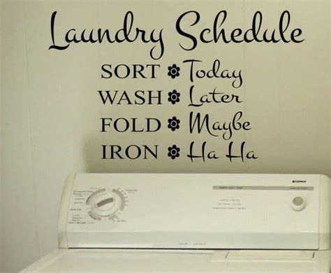 laundry room quotes laundry room quotes for walls quotesgram