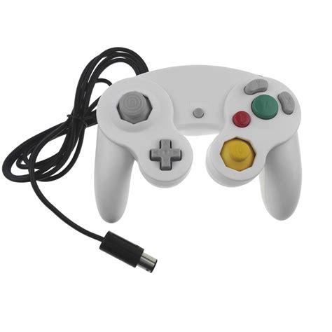 gamecube colors ngc shock joystick controller pad for nintendo wii