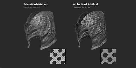 zbrush micromesh tutorial micro mesh zbrush download trial version