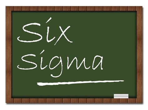 after pacman vs money now its lean vs six sigma