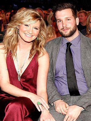 jennifer nettles weds justin miller : people.com