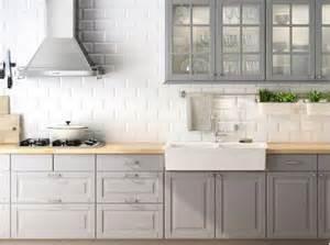 Pale Grey Kitchen Cabinets by Jakou Byste Zvolili Kuchyně