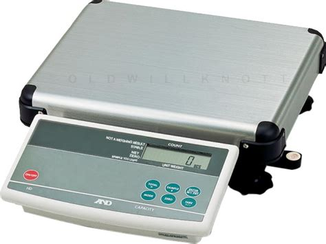 A D Hl 2000i Compact Scales a d weighing archives weigh south