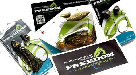 Fishing Lure Giveaways - fishing headquarters com freedom lures giveaway