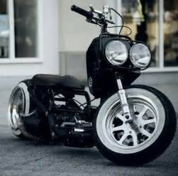 Honda Ruckus Custom Rims 16 Best Stretched And Lowered Scooters Images On