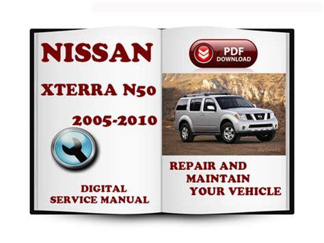service and repair manuals 2010 nissan xterra transmission control 2005 2007 2008 2010 nissan xterra technical workshop service repair manual