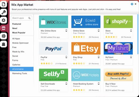 best e commerce site wixstores the ecommerce website builder review