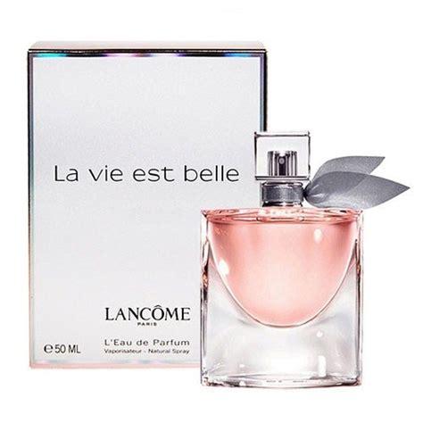 Lancome Perfume La Vie Est lancome la vie est 50ml edp original perfume malaysia