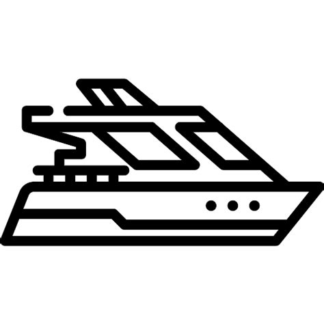 speed boat icon speed boat free transport icons