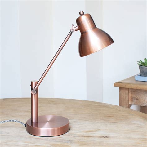 Bedroom Lighting Not Working Copper Office Desk L By Marquis Dawe
