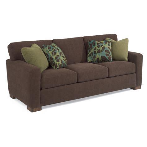 bryant sofa flexsteel 7399 31 bryant fabric sofa discount furniture at