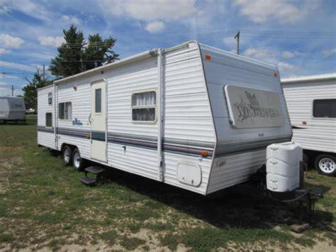 fleetwood wilderness travel trailer floor plans 1999 wilderness travel trailer rvs for sale