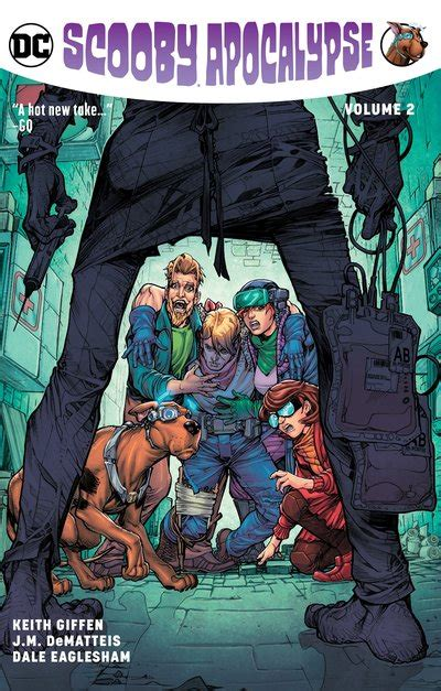 scooby apocalypse vol 2 by keith giffen penguin books