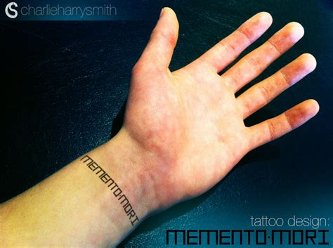 memento tattoos design memento mori by chazodude on deviantart