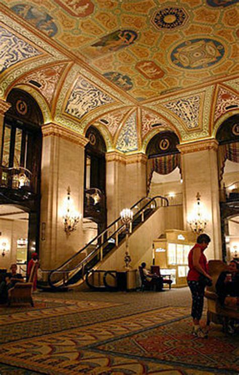 the palmer house hotel the palmer house hilton chicago il