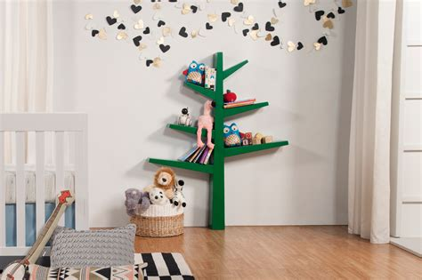 Spruce Tree Bookcase Babyletto Babyletto Tree Bookcase White