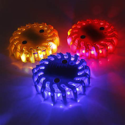 non led lights magnetic flare led safety light led car emergency