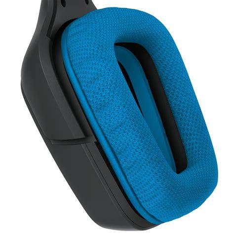 Busa Earcup Earpad Headset Logitech G430 logitech g430 surround sound gaming headset 981 000537