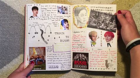 kpop bts notebook notepad i am a r m y and i my oppa 108 pages 8 5 x 11 20 line pages books my kpop journal