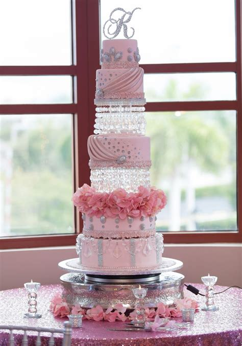 Quinceanera Cakes Gallery by The Gallery For Gt Light Pink Quinceanera Cakes