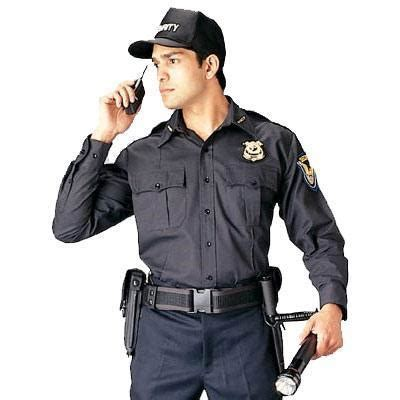 about security guard services