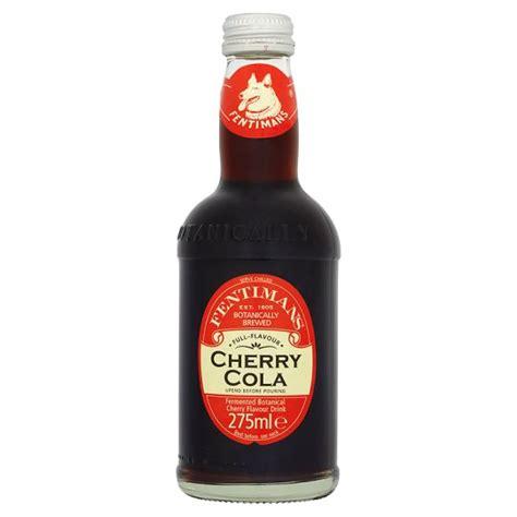cherrytree cola tapio tea company