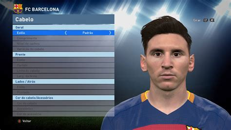 messi tattoo in pes 2016 image gallery messi pes 2016