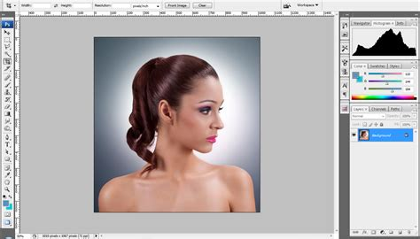 photoshop tutorial step by step pdf extract hair photoshop cs4 tutorial change hair color