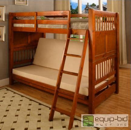 Best Deal Kansas City Equipment Furniture Auction By In Bunk Beds Kansas City