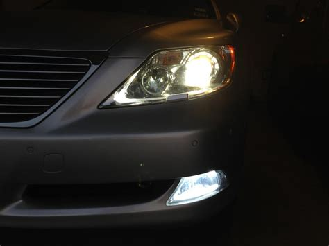 What Are Fog Ls For Car by Led Fog And Nike S Done Club Lexus Forums