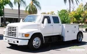 ford f 650 1996 utility service trucks