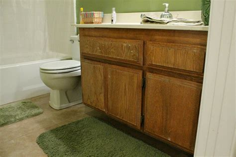 repainting bathroom hometalk repainting bathroom cabinets quick and easy