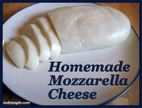 Mozarella Cheese 1 anktangle mozzarella cheese