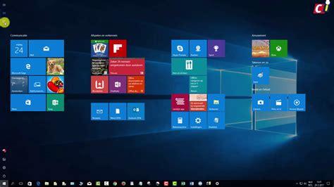 startmenu  windows  computer idee