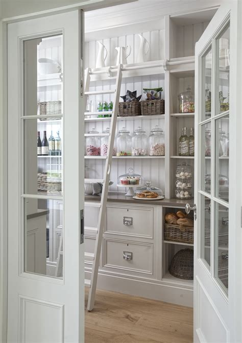 Kitchen With Walk In Pantry by Pantry Organisation Diy Decorator