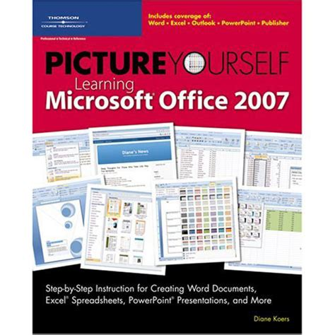 learning microsoft excel book cengage course tech book picture yourself 1 59863 378 3 b h