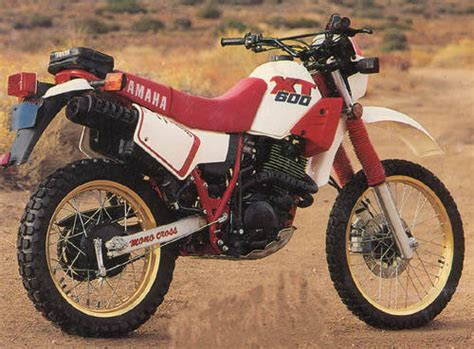 Cross Motorrad Xt 600 by Gor Gt Dirt Bike Guide Gt Post Review Gt 1989 Yamaha Xt600 W
