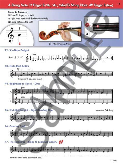 String Basics - sheet terry shade woolstenhulme string