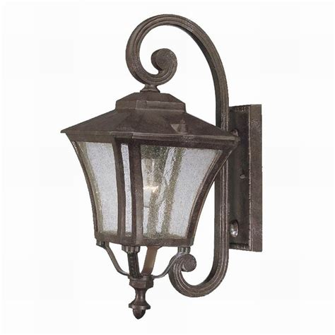 Tuscan Lighting by Shop Acclaim Lighting Tuscan 19 5 In H Marbleized Mahogany