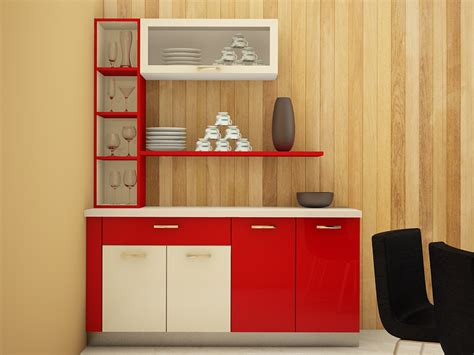 crockery cabinet designs modern 5 crockery cabinet designs