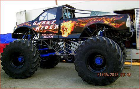 monster truck war haunted ghost rider monster trucks wiki fandom powered by wikia