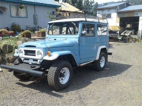 1967 Toyota Land Cruiser Find Used 1967 Toyota Fj 40 Land Cruiser Low And