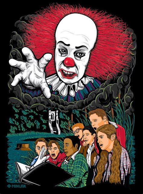 The Simpsons Stephen King It Pennywise stephen king s it pennywise pennywise the clown clown